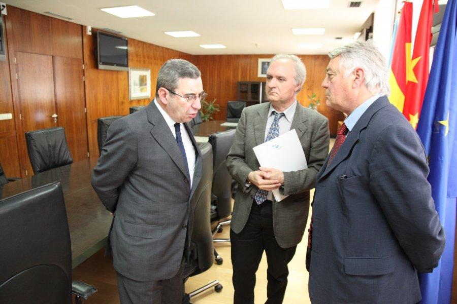 Pablo González Mariñas. Profesor de Dereito na UDC. Segunda parte.
